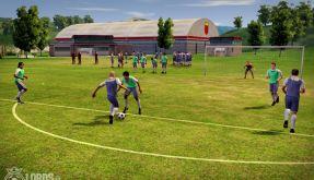 Lords of Football setzt auf klassischen PC-Fußball, doch die Spieler bekommen endlich Charakter. (Foto)