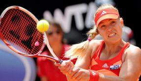 Losglück für Kerber bei French Open (Foto)