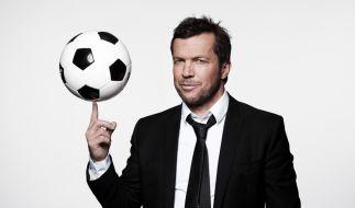 Lothar immer am Ball heißt Lothar Matthäus neue Doku-Soap. (Foto)