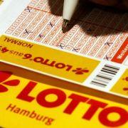 Die Gewinnzahlen und Quoten vom Lotto am Mittwoch hier (Foto)