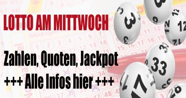 gewinnquoten mittwoch lotto