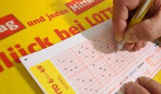 Lotto am Samstag - die aktuellen Lottozahlen vom 16.07.2016. (Foto)
