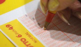 Lotto vom Samstag, 30.05.15