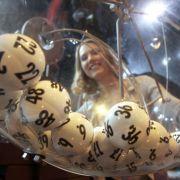 Die Gewinnzahlen plus Quoten vom Lotto am Samstag (Foto)