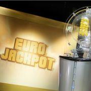 Lottokugeln für den Eurojackpot (Foto)
