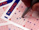Lottoschein (Foto)