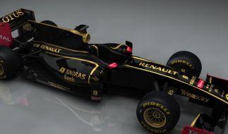 Lotus steigt bei Formel-1-Team Renault ein (Foto)