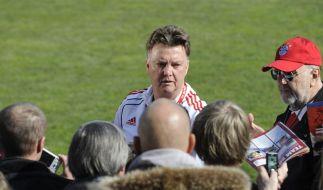 Louis van Gaal (Foto)
