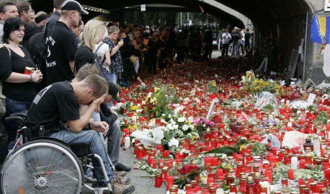 Loveparade-Tragödie (Foto)