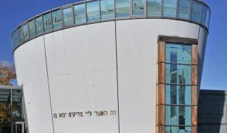 Ludwig gratuliert Jüdischer Gemeinde zum Synagogen-Jubiläum (Foto)