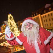 Es gibt keinen Weihnachtsmann (Foto)