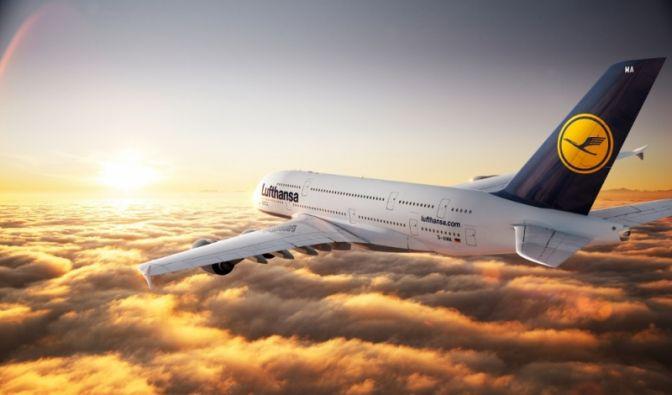 Lufthansa A380 (Foto)