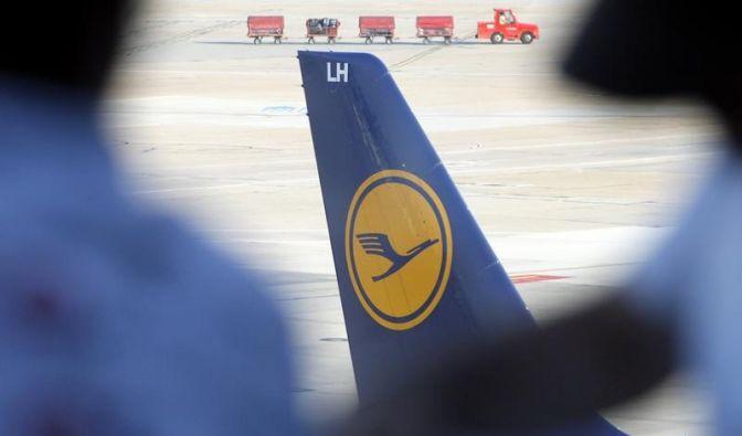 Lufthansa streicht Wachstumspläne zusammen (Foto)