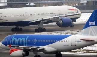 Lufthansa wird britisches Sorgenkind BMI los (Foto)