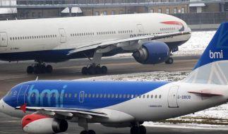 Lufthansa wird Sorgentochter British Midland los (Foto)