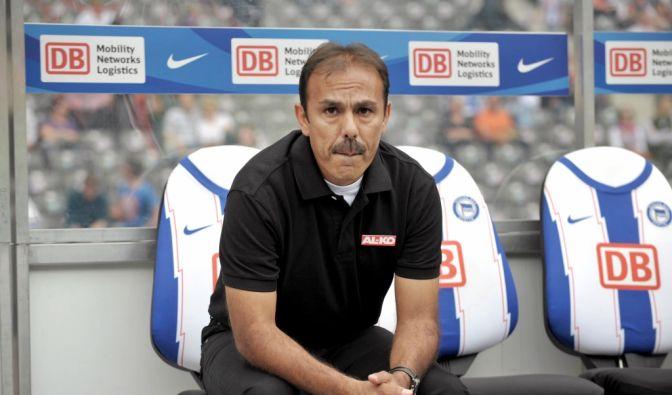 Luhukay soll Hertha BSC übernehmen (Foto)