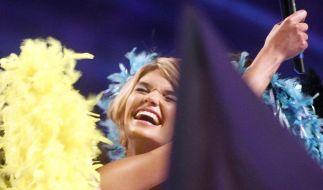 Luisa Hartema gab nach dem Sieg beim Finale von GNTM 2012 ihr erstes Interview. (Foto)