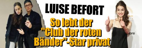 Luise Befort privat