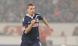 Lukas Podolski (Foto)