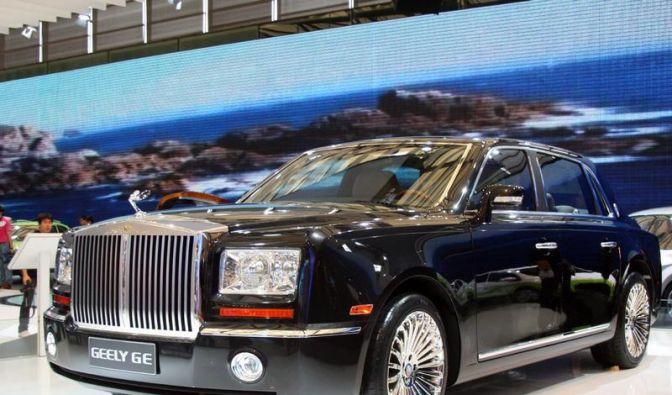 Luxuskarossen verkaufen sich in der Krise schlechter. (Foto)