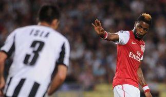 Lyon und Arsenal weiter - Aus für Sturm Graz (Foto)