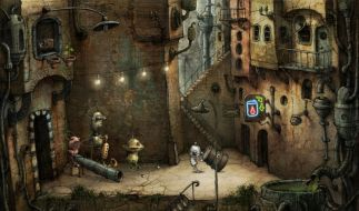 «Machinarium» (Foto)