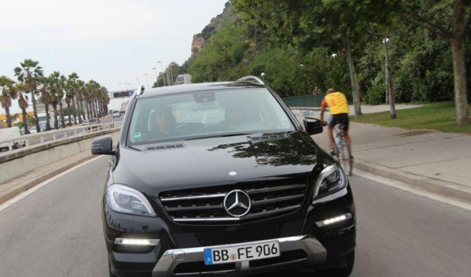 Macht Mercedes diesen Brummer zum Sparmeister? (Foto)