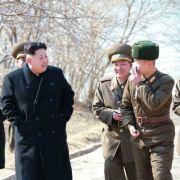 Macht Nordkoreas Diktator Kim Jong-un ernst? (Foto)