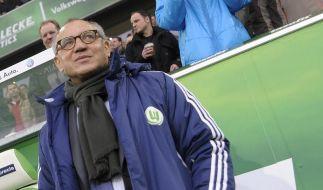 Machtverlust für Magath in Wolfsburg: Neuer Chef (Foto)
