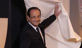 Machtwechsel in Frankreich (Foto)