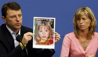 Madeleine McCann seit drei Jahren verschwunden (Foto)