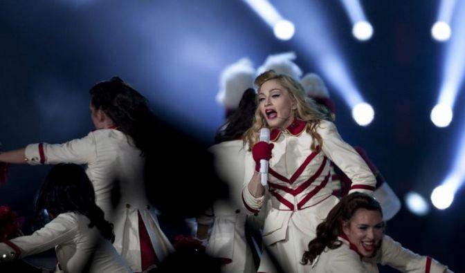Madonna kommt nach Deutschland (Foto)