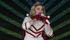 Madonna hat während ihres Konzertes in St. Petersburg zu mehr Toleranz gegenüber Homosexuellen aufgerufen. (Foto)
