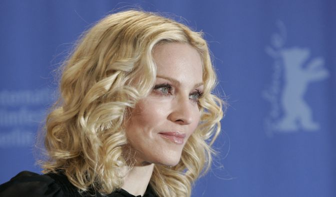 Madonna (Foto)