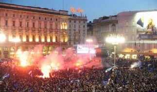 Madrid feiert - wie lange noch? (Foto)
