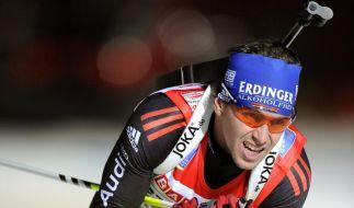 Mäkarainen/Bergman siegen bei Schalker Biathlon (Foto)