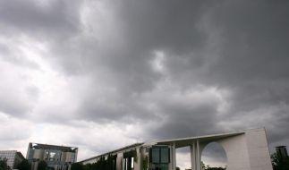 Mängel im Kanzleramt und in weiteren Bundesbauten (Foto)