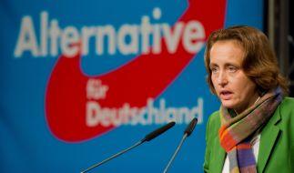 Mag keine Mäuse: Beatrix von Storch (AfD). (Foto)