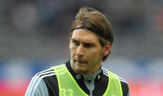 Magath setzt auf Sturmduo Mandzukic/Helmes (Foto)