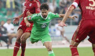 Magath will Diego faire Chance in Wolfsburg geben (Foto)