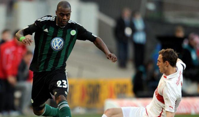 Magath zurück, VfL verschenkt Sieg in Stuttgart (Foto)
