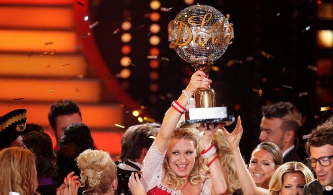 Magdalena Brzeska gewinnt «Let's Dance» (Foto)