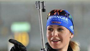Magdalena Neuner kann nur noch gewinnen (Foto)