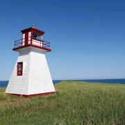 Natur pur: Cap Alright auf den kanadischen Magdaleneninseln.