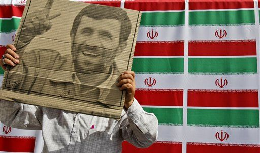 Mahmud Ahmadinedschad (Foto)