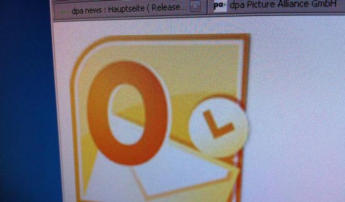 Mails mit Outlook sicher verschicken (Foto)