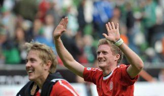 Mainz auf 1:Taktik-Fuchs Tuchel mischt Liga auf (Foto)