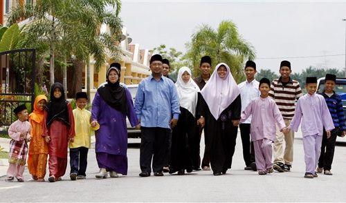 Malaysia Polygamie (Foto)