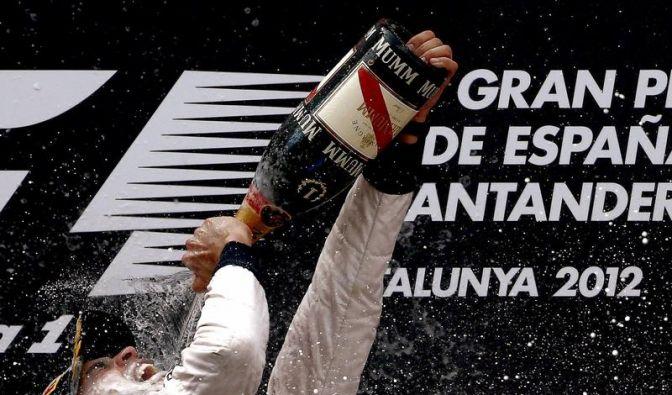 Maldonado: «Das ist ein wundervoller Tag» (Foto)