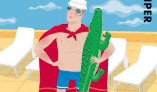 Mallorca zum Gruseln: Mark Spörrle nimmt seine Leser mit auf eine Urlaubsreise der etwas anderen Art. (Foto)